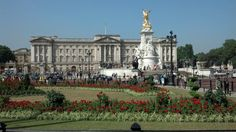 Buckingham Palace in London, Greater London
