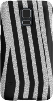 Zebra pattern Samsung Galaxy Cases & Skins http://www.redbubble.com/people/darthskynet/works/14933920-zebra-pattern?p=samsung-galaxy-case