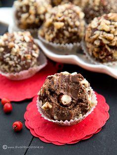 Ferrero Rocher, Cupcake Cookies, Cupcakes, Truffles, Nutella, Nom Nom, Deserts, Muffin, Breakfast