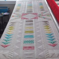 Work by Kathleen Quilts! O my. I must do this ! xox