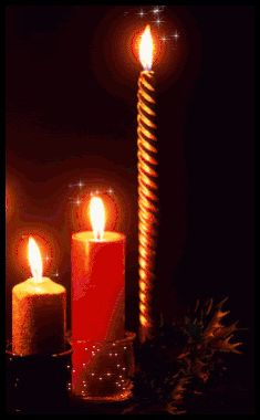 Several candles