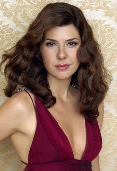 Marisa Tomei - actress - one of my faves.   Born 12/04/1964 Brooklyn, NYC, NY