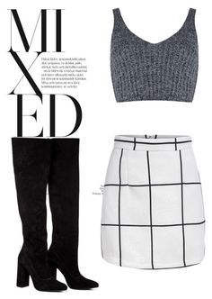 """Untitled #51"" by redililla on Polyvore featuring J.O.A. and Anouki"