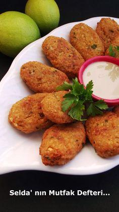 Selda' nın Mutfak Defteri...: Tarhanalı Nohut Köftesi
