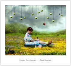 """Apples From Heaven...."" by Carol Knudsen"