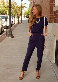 Beautiful pantsuit.