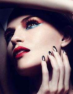 Beauty & Fashion Photography by Michael David Adams | Inspiration Grid | Design Inspiration