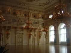 Salao Espanhol, Castelo de Praga