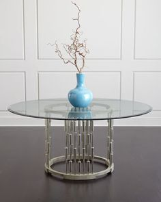 Skyler Dining Table by John-Richard Collection at Neiman Marcus.