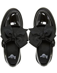 Enlarge Dr Martens Mariel Bow Mary Jane Shoes