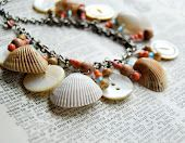 Summer Love Giveaway - shell jewelry