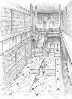 """Illustration pour le roman """"Les Passages"""" écrit par Kevin Lepage Illustré par Thibault Colon de Franciosi et Kevin Lepage"""