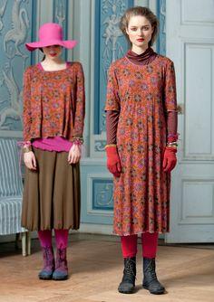 """""""Chestnut"""" jersey viscose dress – GUDRUN SJÖDÉN (It s called Chestnut and  they look 4283e931e1d86"""