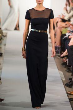 Phenomenal Fashion — Oscar de la Renta NYFW Spring 2013 rtw