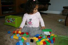 More fun with Lego Duplo  #LEGODUPLOplay #lego #legos #toys #kids www.lil-miss.com