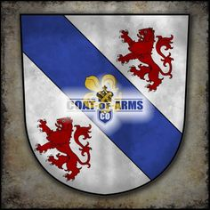 Besson Family Shield - Swiss Coat of Arms