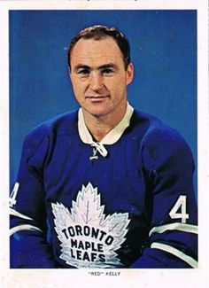 Red Kelly - Toronto