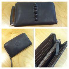 #retroposeboutique #viadelpellegrino #rome #wallet #leather #madeinitaly #design #