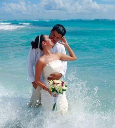 Grand Sirenis Riviera Maya - Mexico Beach Weddings