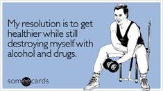 Everyones New Years Resolution