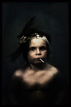 """The King"" - ""Punk Aristocracy"" Series"