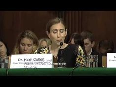 Heidi Cullen's Senate Testimony on Climate Science July 19, 2013.  On July 18, 2013 Climate Central's chief climatologist Heidi Cullen testified before the Senate committee on Environment and Public Works on climate science & impacts of climate change.