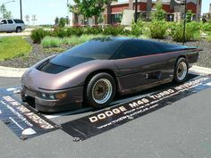 Car from THE WRAITH 1986 movie...Love to own this!