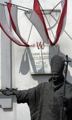 The Pope, Vienna