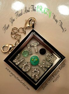 #ItWorks Advertise your business like this! www.mycustomlocket.com