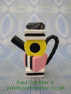 Paul Cardew Small Liquorice Allsorts Teapot