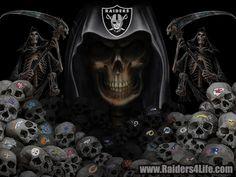 Raiders 4 Life...