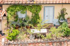 Verwandlen Sie Ihre Terrasse in eine angenehme Outdoor Area #affektblog #Terrasse #garten Garden Landscape Design, Garden Landscaping, Petunias, Terrace Garden, Garden Art, Diy Garden Furniture, Colorful Garden, Interior Exterior, Gardening For Beginners