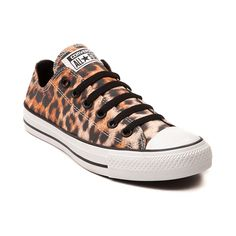 Shop for Converse All Star Lo Leopard Print Sneaker in Black Leopard at  Journeys Shoes. d42093a10c