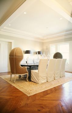 love the use of the huge chairs Love Your Home, Bohemian Lifestyle, Head  Honcho 870b98f8454