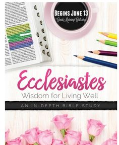 Join me in a virtual Summer Bible Study by Courtney Joseph