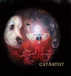 airbrush catartist