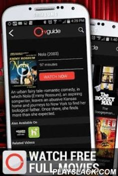 OVGuide - Free Movies & TV  Android App - playslack.com ,  FREE MOVIES AND TV SHOWS. NO SUBSCRIPTION. Enjoy unlimited Free Movies starring Brad Pitt, Kristen Stewart, Rosario Dawson, Patrick Swayze and more! Enjoy unlimited Free TV Shows such as Forensic Files.Watch Free Full Length Movies and TV Shows instantly streaming on your device. No subscription required, but videos do have pre roll ads. Discover New Movies by clicking to the Movies category and filter the movies by the 'Full Length'…