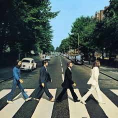 Why Don't We Do It in the Road? A Short Film About the Famous Crosswalk on Abbey Road