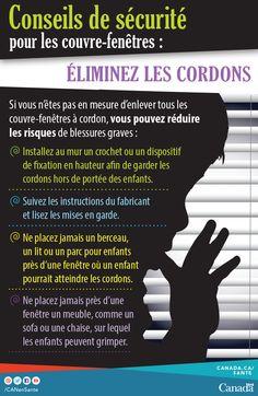 Tout type de cordon de stores représente un risque d'étranglement pour les enfants. Apprenez-en plus à ce sujet en cliquant ici :  http://canadiensensante.gc.ca/security-securite/home-maison/curtain_cord-cordons_rideaux-fra.php?_ga=1.175036391.473221005.1419426001&utm_source=pinterest_hcdns&utm_medium=social_fr&utm_content=jan21_strangulation2&utm_campaign=social_media_14