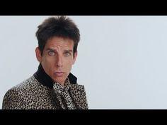 Ben Stiller no trailer do filme 'Zoolander 2' - Cinema BH