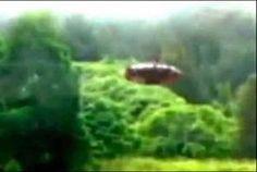 Ufo Evidence: Nave Metálica Filmada