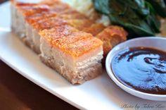 脆皮燒肉 - Oven Roasted Pork by Tohru にゃん, via Flickr