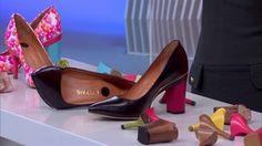 Conheça o sapato que se transforma em dois modelos diferentes
