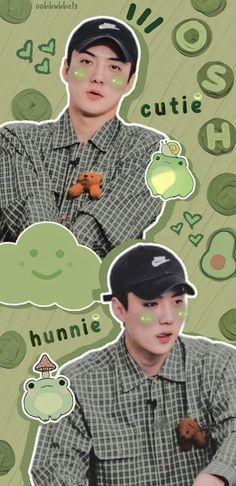 Sehun, Kpop, Cards, Honey, Wallpapers, Cute Guys, Wallpaper Ideas, Girls, Wallpaper