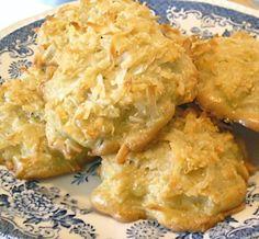 MACAROONS - Linda's Low Carb Menus & Recipes