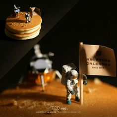 Miniature art by Tanaka Tatsuya