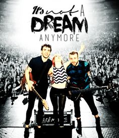 Paramore! I actually won tickets to this tour in a contest...they are awesome. One of the best concerts me and the babe been to in awhile.