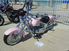 Pink Motorcycles