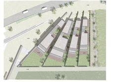 Group Housing - Aurélien Bru Architecture