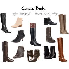 Classic Boots by thewildpapillon on Polyvore featuring Tory Burch, Ralph Lauren, Paul Smith, Liz Claiborne, Kate Spade, Anne Klein and Corso Como